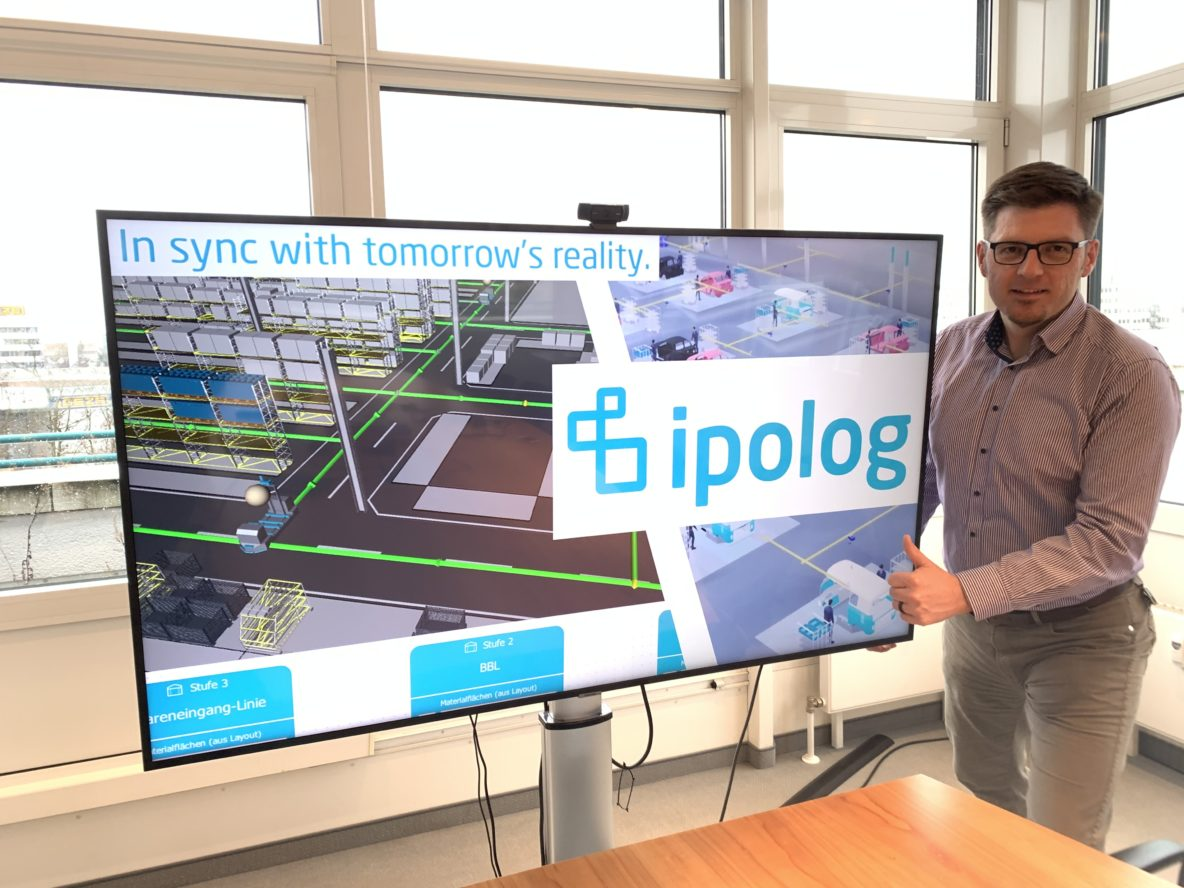 Change of name and new logo: IPO.Plan GmbH becomes ipolog GmbH
