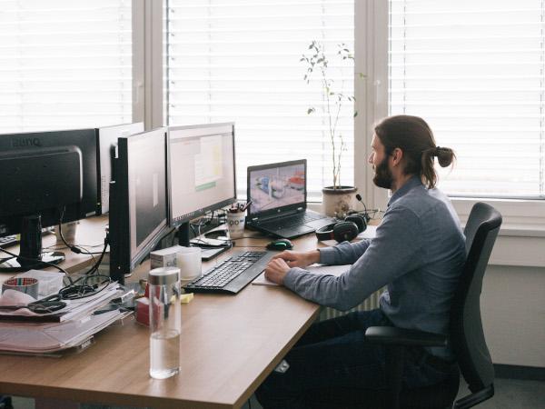 Mitarbeiter-Einsatzplanung mit Software ipolog