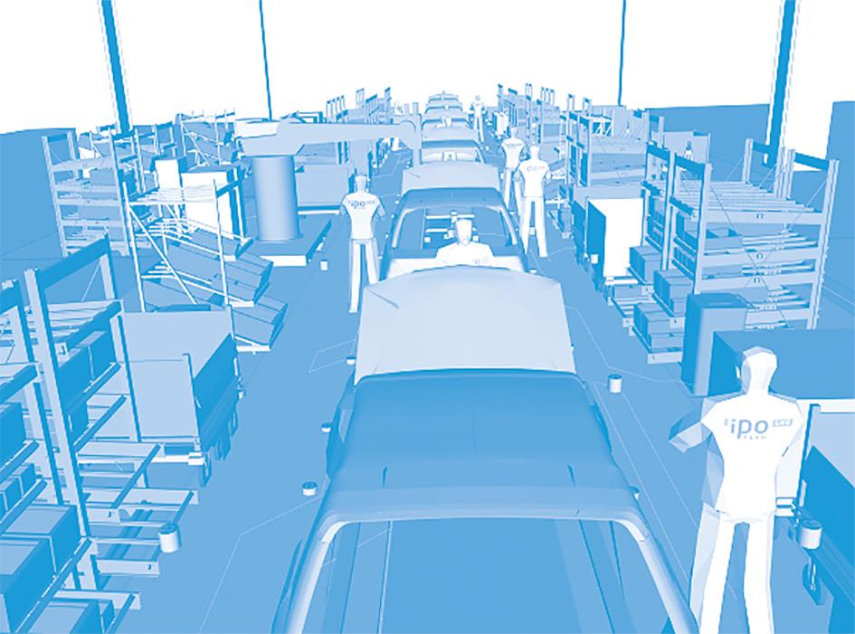 ipolog Goes Lean: Wie ein digitales Toll Lean Management in der Fabrik unterstützt